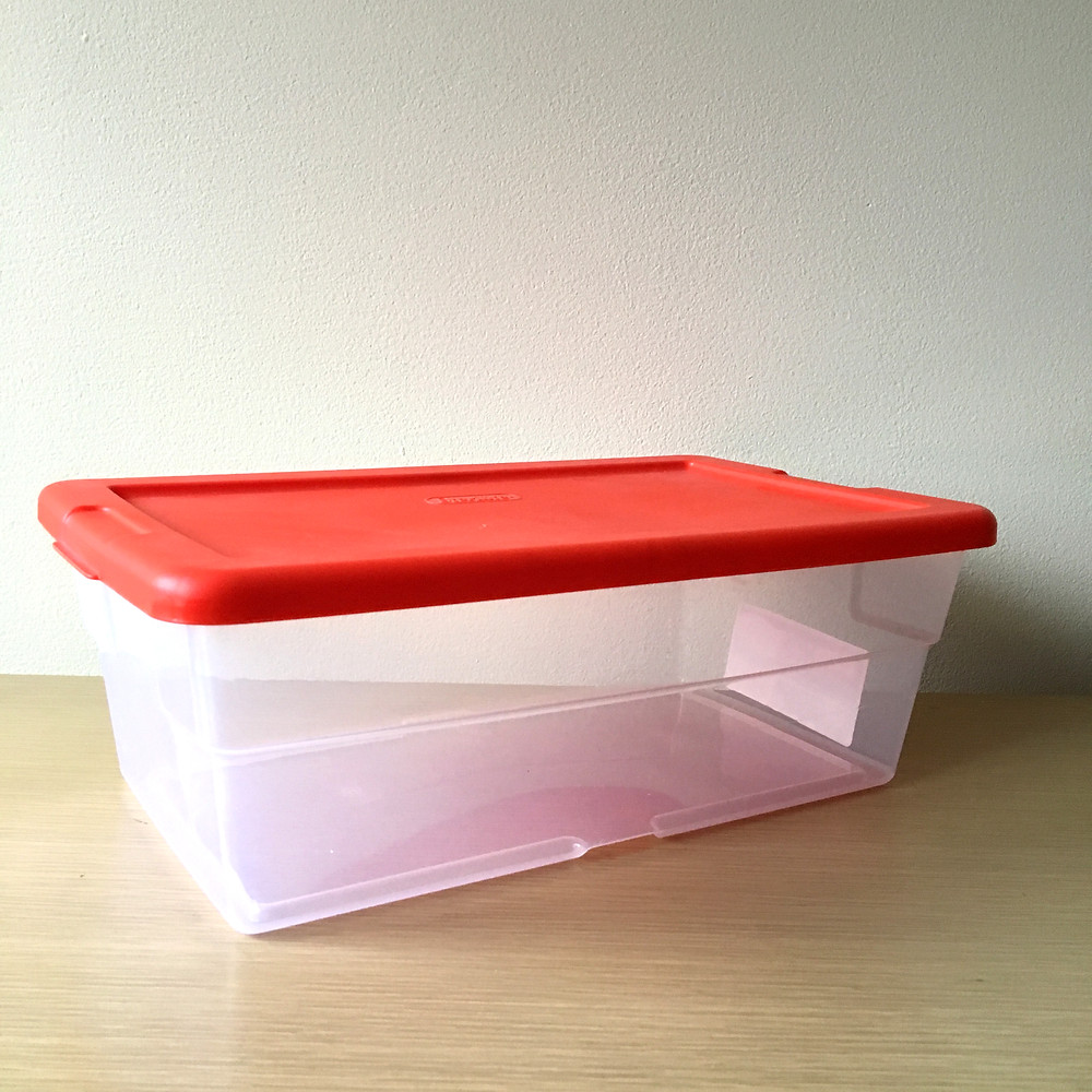 one container