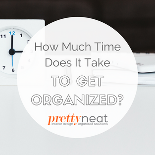 How Much Time Does It Take to Get Organized?
