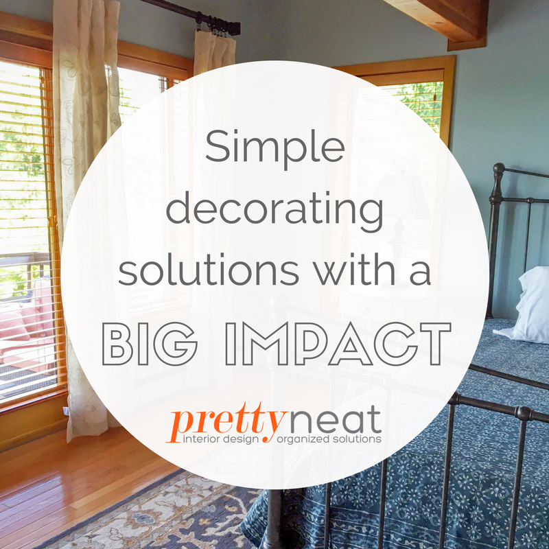 simple decorating solutions