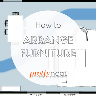 How to Arrange Furniture in Two Easy Steps