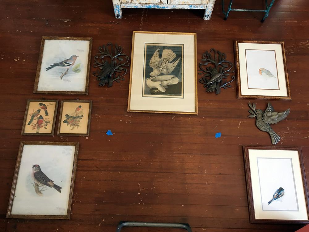 organizing frames