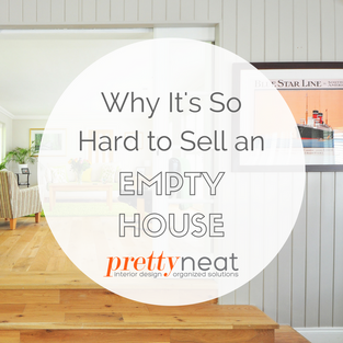 Why It's So Hard to Sell an Empty House