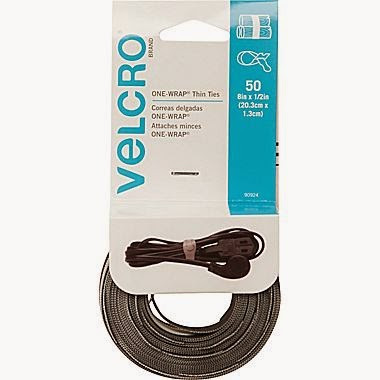 tie loose wires
