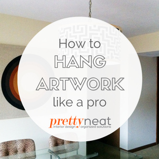 How to Hang Artwork Like a Pro