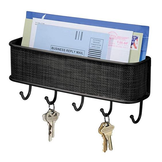 mail key storage