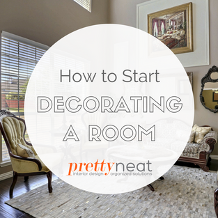 How to Start Decorating a Room