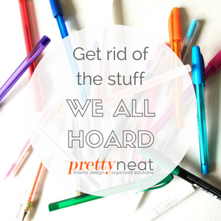 How to Get Rid of the Stuff We All Hoard