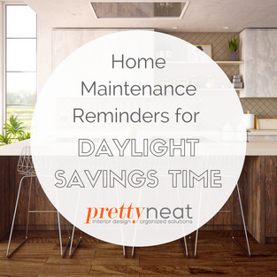 Home Maintenance Reminders for Daylight Savings Time