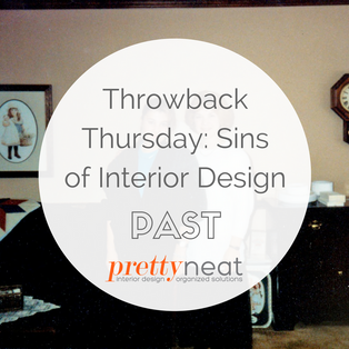 Throwback Thursday: Sins of Interior Design Past