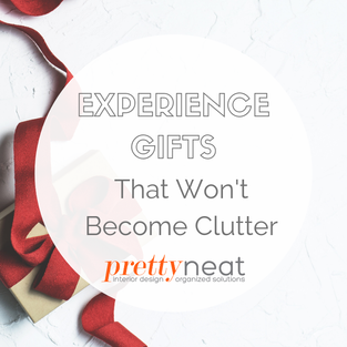 Experience Gifts that Won't Become Clutter