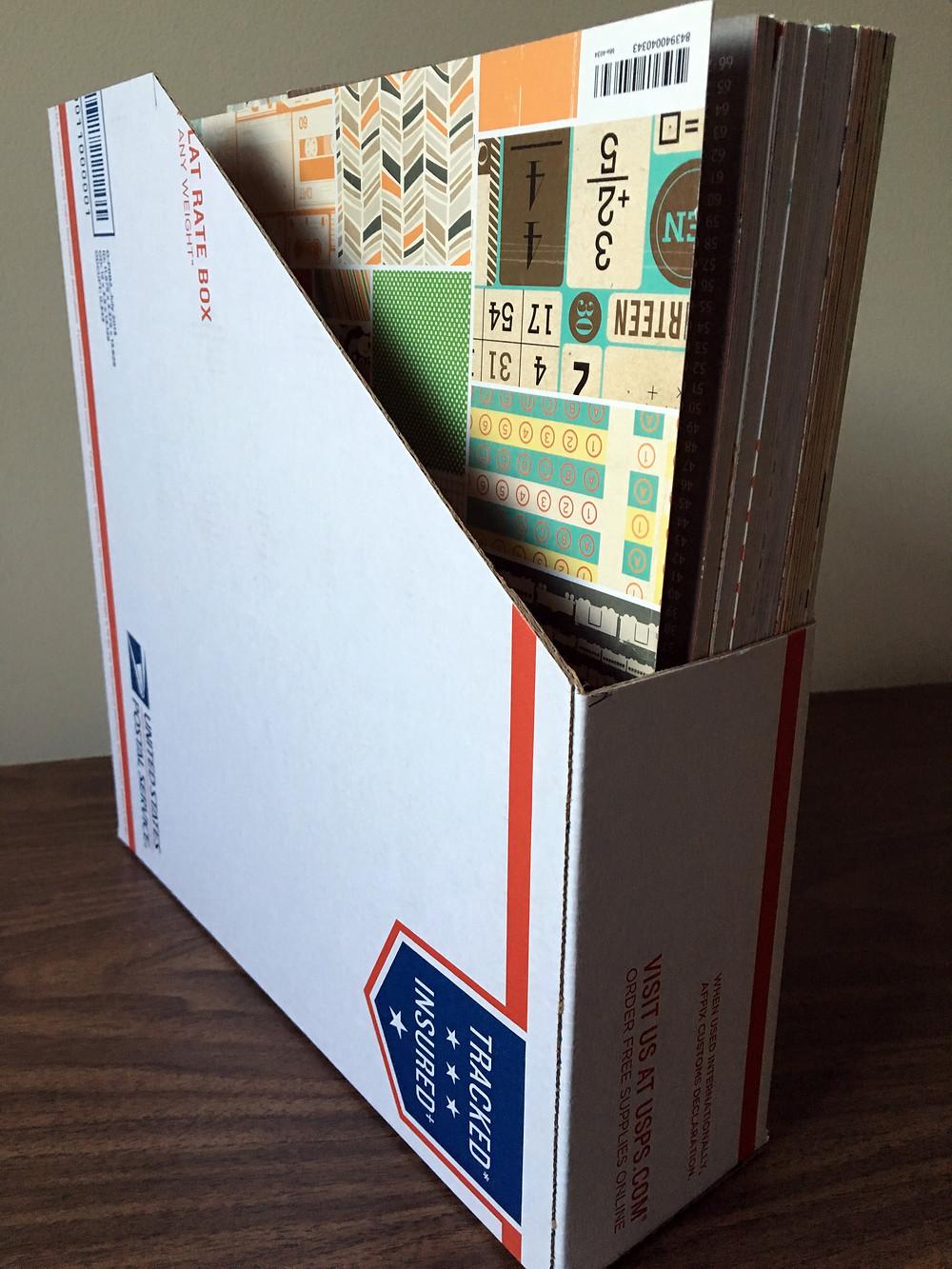 repurposed packaging