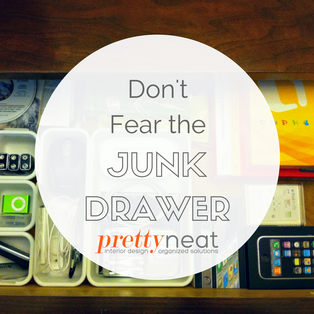 Don't Fear the Junk Drawer