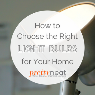 How to Choose the Right Light Bulbs for Your Home