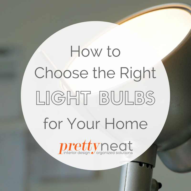 choose light bulbs
