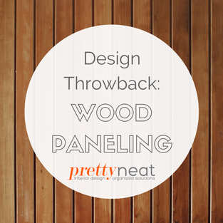Design Throwback: Wood Paneling
