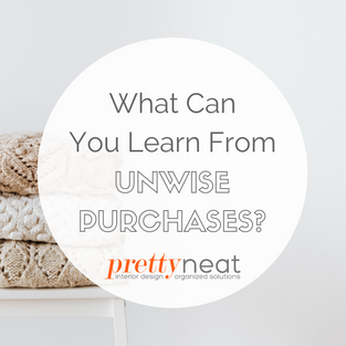 What Can You Learn From Unwise Purchases?