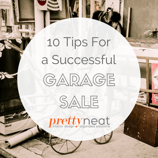 10 Tips for a Successful Garage Sale