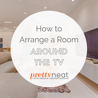 How to Arrange a Room Around the TV