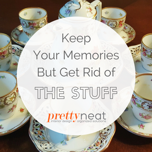 Keep Your Memories But Get Rid of the Stuff