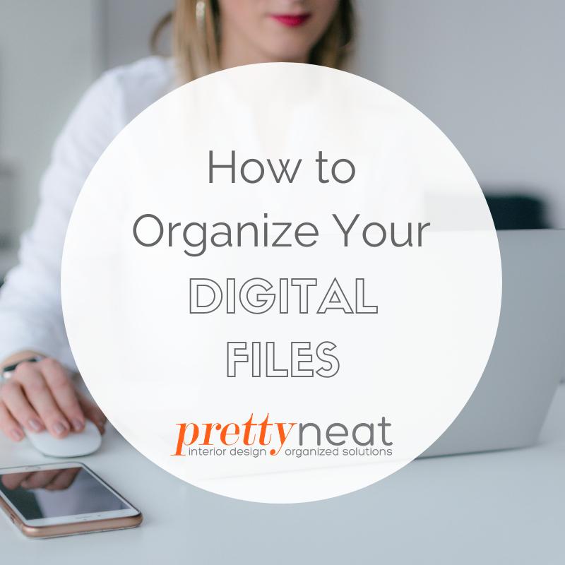 organize computer files