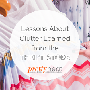 Lessons About Clutter Learned from the Thrift Store