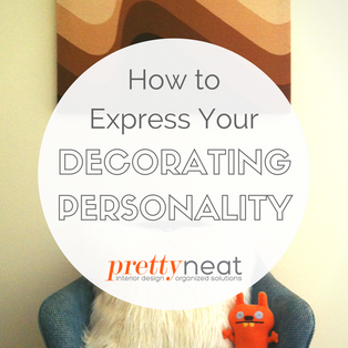 How to Express your Decorating Personality