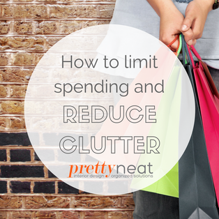 How to Limit Spending and Reduce Clutter