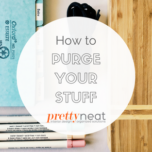 How to Purge Your Stuff