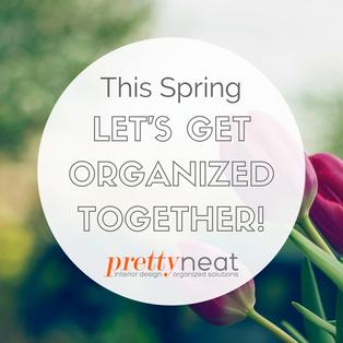 Let's Get Organized Together!
