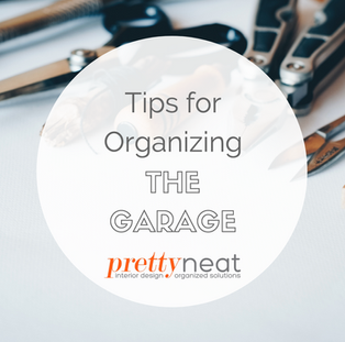 Tips for Organizing the Garage