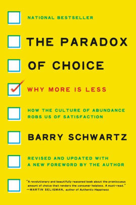 book about choice