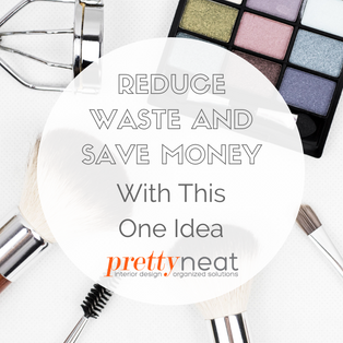 Reduce Waste and Save Money With This One Idea