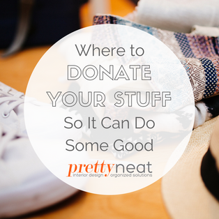 Where to Donate Your Stuff So It Can Do Some Good