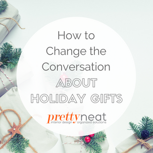How to Change the Conversation About Holiday Gifts