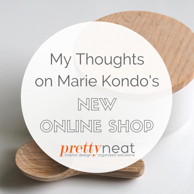 Marie Kondo shop