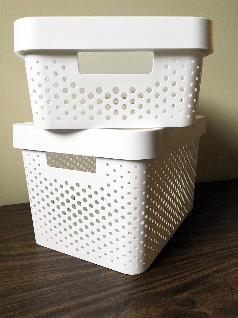 cheap storage bins
