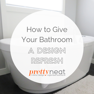 How to Give Your Bathroom a Design Refresh