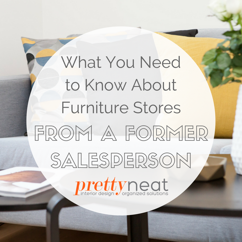 truth about furniture stores