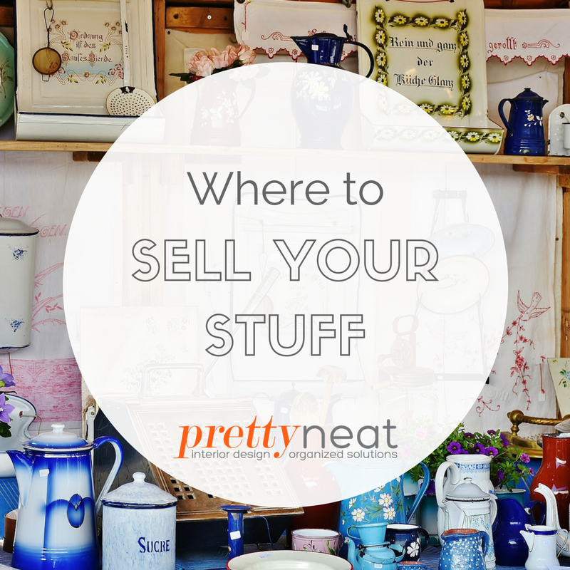 sell your stuff