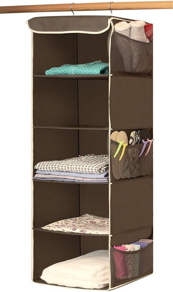 closet storage shelf
