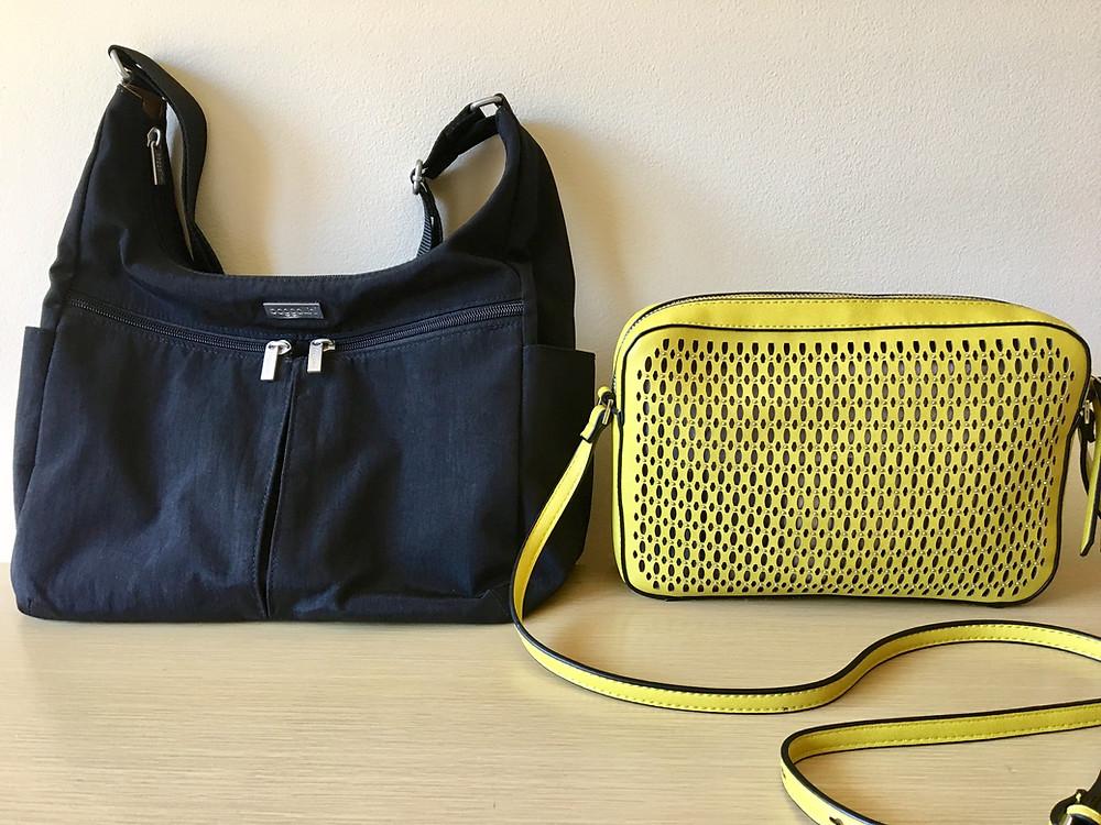 downsizing purses