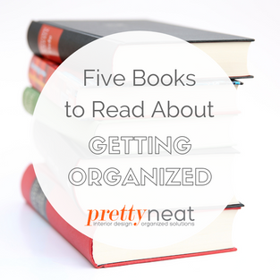 Five Books to Read About Getting Organized