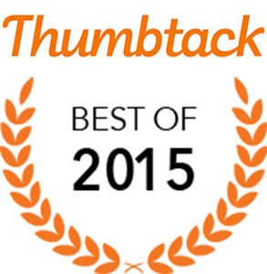 Pretty Neat Receives Best of 2015 Award from Thumbtack!