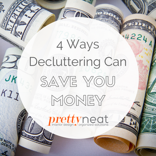 4 Ways Decluttering Can Save You Money