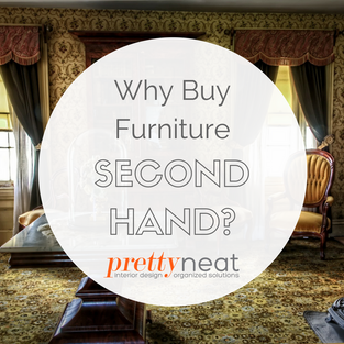 Why Buy Furniture Secondhand?