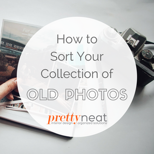 How to Sort Your Collection of Old Photos
