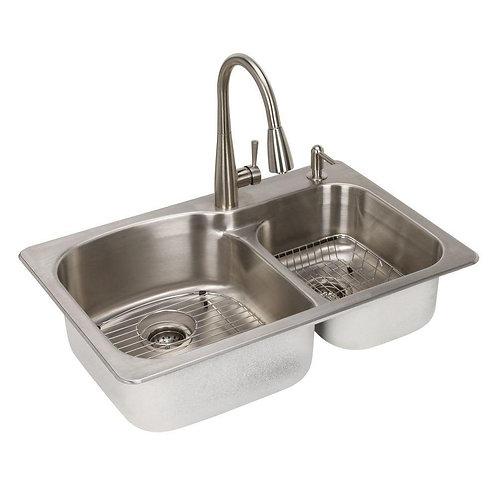 Tiger Eye Collection Kitchen Sink 3