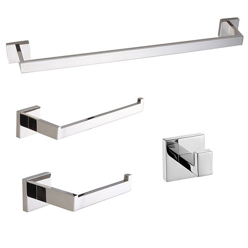 Coltan Bathroom Hardware Option 1