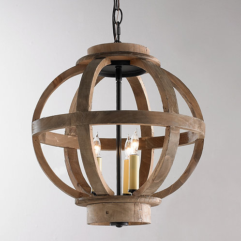 Tiger Eye Collection Light Fixture Pendant 7