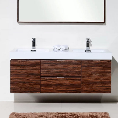 Bathroom Double Vanity Option 1